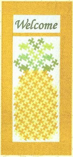 Hospitality Sweet Twister Quilt Pattern by Raggedy Ruth Designs