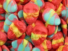Candy Skulls: http://skullappreciationsociety.com/candy-skulls/