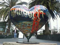 Left my heart in San Francisco I Love Heart, My Heart, Valentine Heart, Valentines, San Francisco, Beautiful Hearts, Heart In Nature, Heart Projects, Sweet Hearts