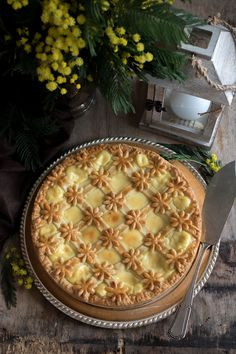 French Cake, Cannoli, Apple Pie, Cheesecake, Oven, Easy Meals, Food And Drink, Cooking, Breakfast