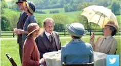 Downton abbey tea party ideas!