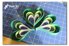 this post may contain affiliate links a tutorial on Paper Strip Shamrocks – yeah, you probably saw this coming…. because I had Paper Strip Ornaments hanging all through the holidays, then I went with Paper Strip Hearts, and when they came down it felt empty – like I needed something hanging over my dining room...Read More »