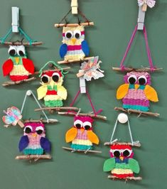 IMG_20180621_124256 Diy And Crafts, Crafts For Kids, Arts And Crafts, Owl Kids, Weaving For Kids, Textiles, Nature Crafts, Loom Weaving, Textile Art