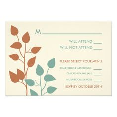 >>>Low Price          	Fall Leaves Double Boughs Wedding RSVP Cards Announcement           	Fall Leaves Double Boughs Wedding RSVP Cards Announcement today price drop and special promotion. Get The best buyDeals          	Fall Leaves Double Boughs Wedding RSVP Cards Announcement Online Secure ...Cleck Hot Deals >>> http://www.zazzle.com/fall_leaves_double_boughs_wedding_rsvp_cards_invitation-161574391217094302?rf=238627982471231924&zbar=1&tc=terrest