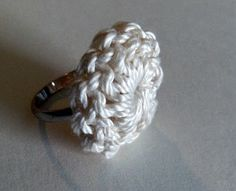 YARN IT ALL: Tutorial 5 [Circle Ring]