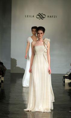FASHION IN OSLO: Leila Hafzi AW 2013/2014: Wedding wonders