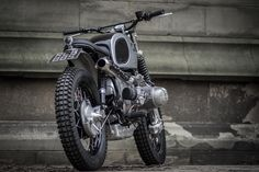 R100 Scrambler by Down & Out motorcycles