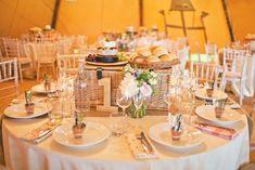 Picnic Hamper Wedding Breakfast