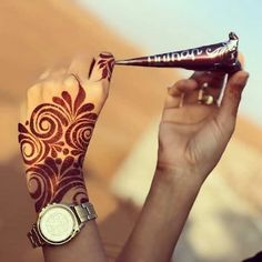 Beautiful Henna Mhendi Design - New Mhendi Designs Modern Henna Designs, Finger Henna Designs, Henna Art Designs, Mehndi Designs For Beginners, Mehndi Design Pictures, Wedding Mehndi Designs, Mehndi Designs For Fingers, Dulhan Mehndi Designs, Beautiful Henna Designs