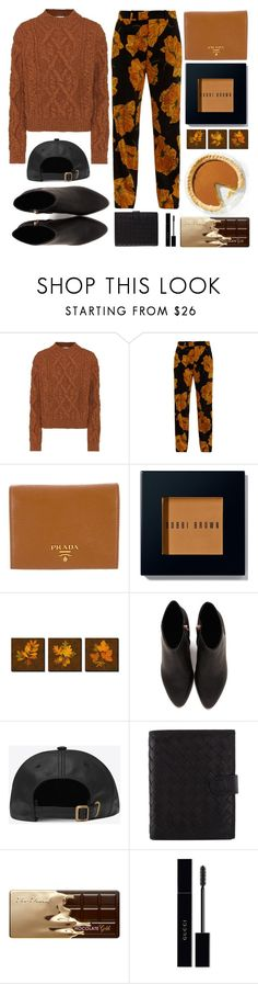 """Symmetrical Experiences"" by sweet-jolly-looks ❤ liked on Polyvore featuring Acne Studios, Gucci, Prada, Bobbi Brown Cosmetics, Alexander Wang, Bottega Veneta and Too Faced Cosmetics"