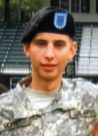 Army Spc. Thomas A. Moffitt  Died October 24, 2010 Serving During Operation Enduring Freedom  21, of Wichita, Kan.; assigned to 2nd Battalion, 506th Infantry, 4th Brigade Combat Team, 101st Airborne Division (Air Assault), Fort Campbell, Ky.; died Oct. 24 in Sarobi district, Paktika province, Afghanistan, of wounds suffered when his unit was attacked by insurgents with small-arms fire and rocket-propelled grenades.