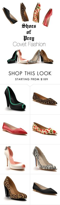 """Shoes of Prey/Covet Fashion"" by sixgunsweetie ❤ liked on Polyvore featuring Shoes of Prey, women's clothing, women's fashion, women, female, woman, misses, juniors, shoesofprey and CovetFashion"
