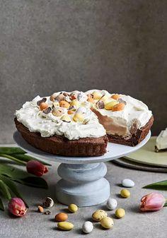 Piirakka tehdään nyt ihan uudella tavalla – tässä ovat kevään parhaat piirakkareseptit - Ruoka | HS.fi Cheesecake, Desserts, Tarts, Food, Tailgate Desserts, Mince Pies, Deserts, Pies, Cheesecakes