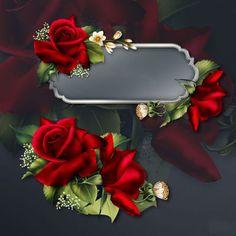«Бархатные розы» — собрать пазл онлайн