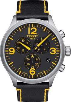Tissot Watch T-Sport Chrono XL Tour du France Edition #add-content #basel-18 #bezel-fixed #bracelet-strap-leather #brand-tissot #case-depth-11mm #case-material-steel #case-width-45mm #chronograph-yes #cws-upload #date-yes #delivery-timescale-call-us #dial-colour-black #discount-code-allow #gender-mens #luxury #movement-quartz-battery #new-product-yes #official-stockist-for-tissot-watches #packaging-tissot-watch-packaging #style-dress #subcat-t-sport #supplier-model-no-t1166171605701