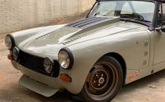Tube Chassis, Mg Midget, Ac Cobra, Small Cars, Barn Finds, Swift, Cool Cars, Classic Cars, Madness