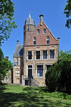 Franeker (Friesland) - Martenastins Family Roots, Brick And Stone, Forts, Castles, Netherlands, Holland, Countries, Dutch, Medieval