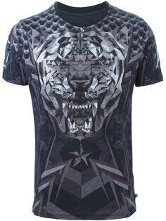 Moda Masculina - Marcas de Luxo Online. Hypebeast T ShirtPhilip PleinTiger  ... e4e7e32f9a