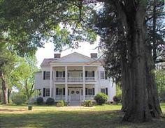 Tanglewood Plantation, Lynchburg, SC