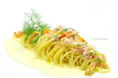 Photo Food, Spaghetti, Ethnic Recipes, Facebook, Cream, Noodle