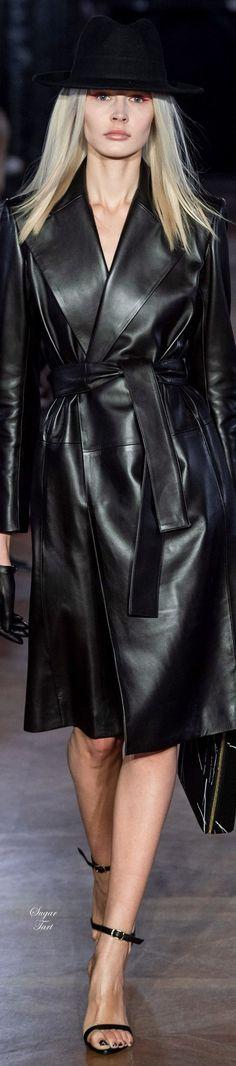 Capes, Eye For Beauty, Guy Laroche, Fashion Labels, French Fashion, Leather Fashion, Leather Skirt, Autumn Fashion, Luxury Fashion