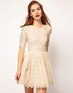 Wedding dress maybe?