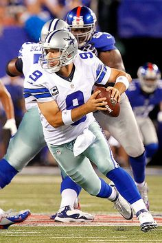 Tony Romo #9 quarterback