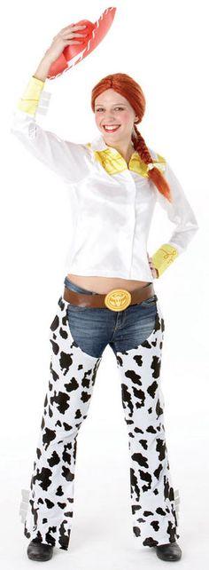Deluxe Jessie Toy Story Costume Disfraz c12319ae716