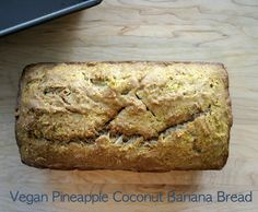 ... this GOOD!! :) on Pinterest | Vegans, Healthy living and Banana bread