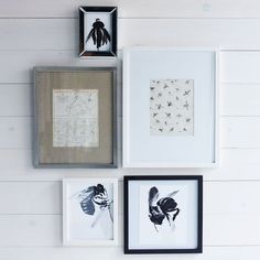 that's the stuff.  [Gallery Frames - White | west elm]