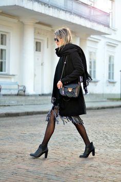 Street style,fringe,fashion
