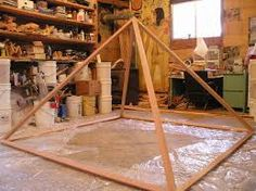 Image result for Wooden Pyramids