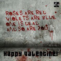 Roses are red Web Design, Flyer, Grafik Design, Violets, Red Roses, Lovers, Happy, Fun, Concept