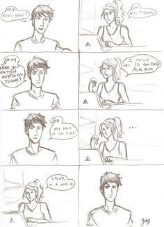 The perks of dating Annabeth by whenpopsucks on deviantART
