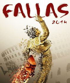 fallas 2014 Valencia España