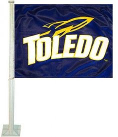 Toledo Rockets Swing Set flag