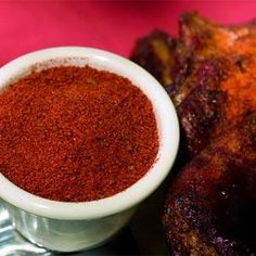 "The Famous ""Sticky Fingers"" Dry BBQ Rub -=- Charleston SC"