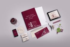 Case: Fondo Beneficio Corporate Identity Project by Yellowduck  catalogo,biglietto da visita,sottobicchiere,sito web