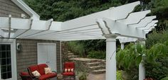 Pergolas & Patio Covers  Get design ideas, material options and more for outdoor shade structures
