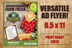 Check out Versatile Flyer Ad by Lucion Creative on Creative Market