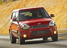 who's that guy driving my kia soul? What nerve!
