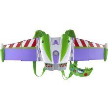 Prototype to make Jacob some buzz light year wings to complete his Halloween costume!