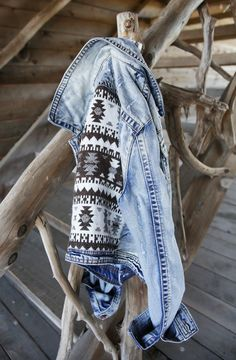 OFF THE TRAILS JACKET - Junk GYpSy co.