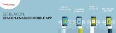 Beacon App, Mobile App, Bar Chart, Marketing, Mobile Applications, Bar Graphs