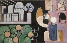 Henri Matisse. The Moroccans. Issy-les-Moulineaux, late 1915 and fall 1916