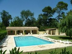 Moulin de la Roque Noves : villa rentals - the swimming pool