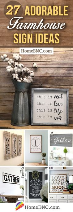 farmhouse design On A Budget is part of Top Farmhouse Kitchens On A Budget Seeking Lavendar Lane - 27 Adorable and Modern Farmhouse Sign Ideas You'll Fall In Love With Modern Farmhouse Bedroom, Country Farmhouse Decor, Farmhouse Style Kitchen, Farmhouse Signs, Farmhouse Ideas, Modern Bedroom, Farmhouse Windows, Bedroom Decor, Target Farmhouse