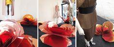 Joseph Fashion – Metallic Flowers - 14 April 2014