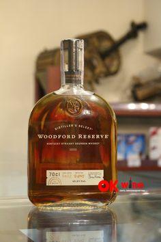 Виски Вудфорд Резерв / Woodford Reserve, 43,2%, 0.7л