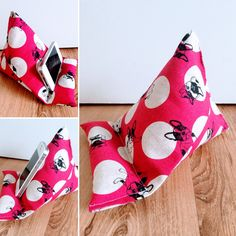 iPhone any phone pillow stand